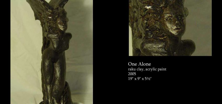 """One Alone"""