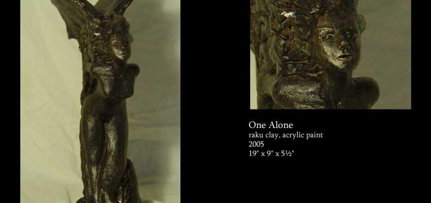 """One Alone"""